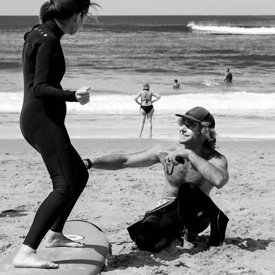 Jean Le Roy - Développeur web à Biarritz - Surf Guides Hossegor - Raphael Tutenuit